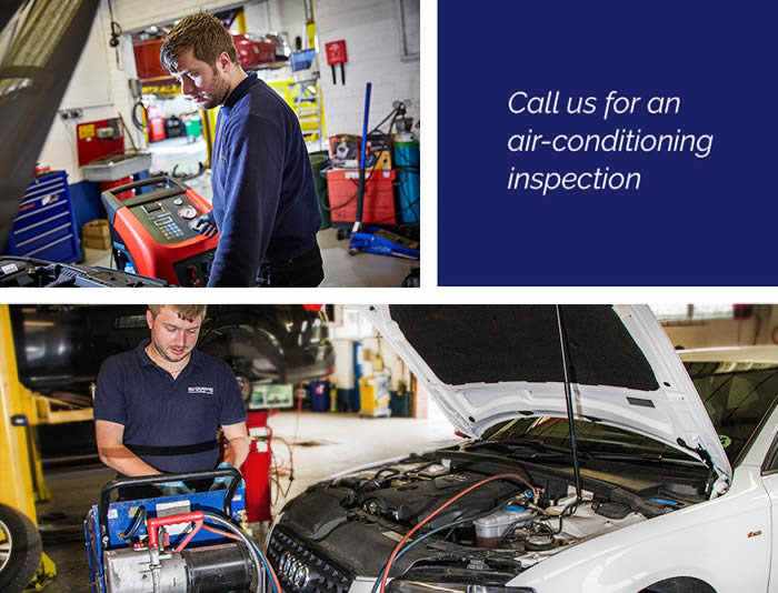 Vehicle Air Conditioning and Climate Control services Newbury, Berkshire